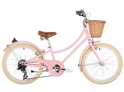 Bicicletta Gingersnap Pink 20 | BOBBIN | RocketBaby.it