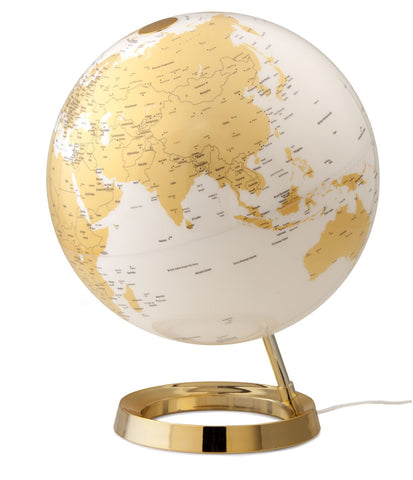 Mappamondo Light & Colour Bright Gold 30 cm - TECNODIDATTICA - RocketBaby.it - RocketBaby