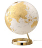 Mappamondo Light & Colour Bright Gold 30 cm - RocketBaby - 1