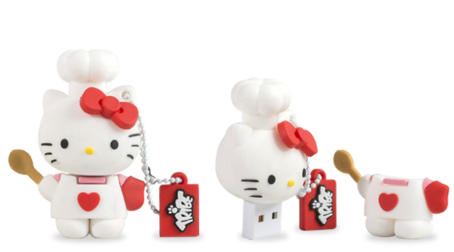 Chiavetta Usb Hello Kitty Cook - RocketBaby