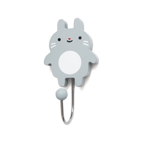 Appendino Da Muro Baby Coniglietto Grey | PETIT MONKEY | RocketBaby.it