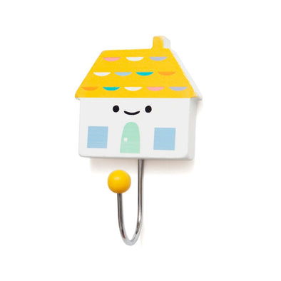 Appendino Da Muro House Yellow | PETIT MONKEY | RocketBaby.it