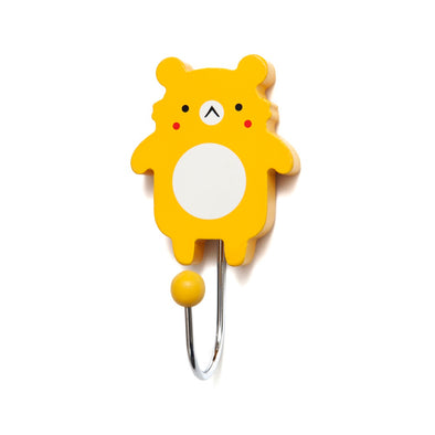 Appendino Da Muro Baby Koala Yellow | PETIT MONKEY | RocketBaby.it