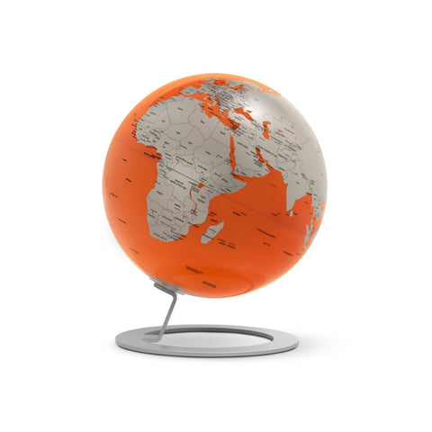 Mappamondo I-Globe Orange 25 cm - RocketBaby