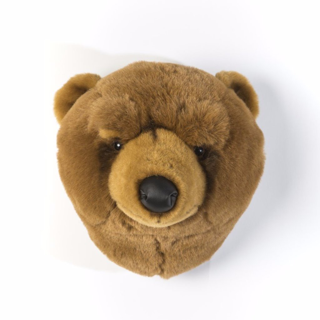 Oliver l'Orso Grizzly - WILD AND SOFT - RocketBaby.it - RocketBaby