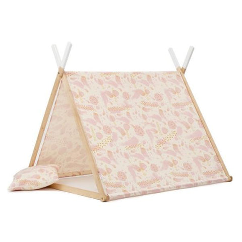 Tenda Gioco Gold Hearts | WIGIWAMA | RocketBaby.it