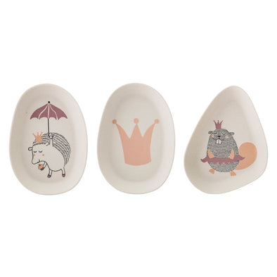 Set Piatti in Bamboo Princess | BLOOMINGVILLE | RocketBaby.it