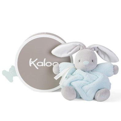 Gioco Morbido Plume Rabbit Aqua | KALOO | RocketBaby.it