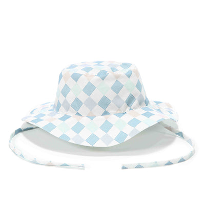 Cappellino da Sole La Millou Family Chessboard | LA MILLOU PARENTS PRIDE | RocketBaby.it