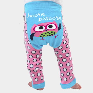 Leggings Baby Hootie Patootie | LAZY ONE | RocketBaby.it