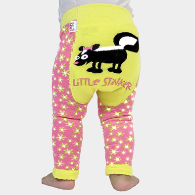 Leggings Baby Little Stinker | LAZY ONE | RocketBaby.it