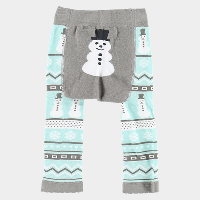 Leggings Baby Nordic Snowman | LAZY ONE | RocketBaby.it