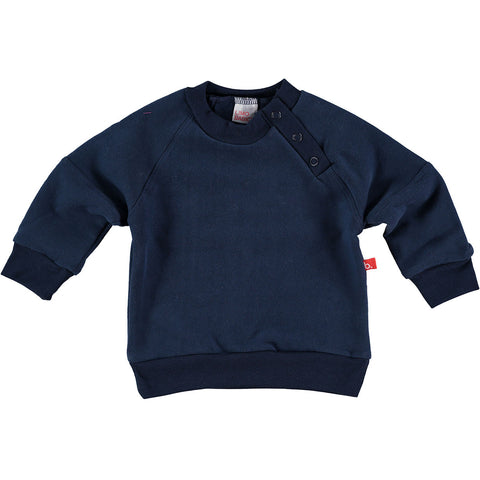 Felpa Blu Navy - LIMOBASICS - RocketBaby.it - RocketBaby