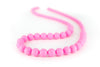 Set Collana da Mordere e Bracciale per Dentizione Marshmellow Pink | LOLLIPOPS AND MORE | RocketBaby.it