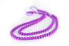 Collana da Mordere per Dentizione Rainbow Loom Medium Purple | LOLLIPOPS AND MORE | RocketBaby.it