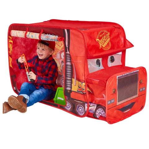 Tenda da Gioco Camion Cars | KIDACTIVE | RocketBaby.it