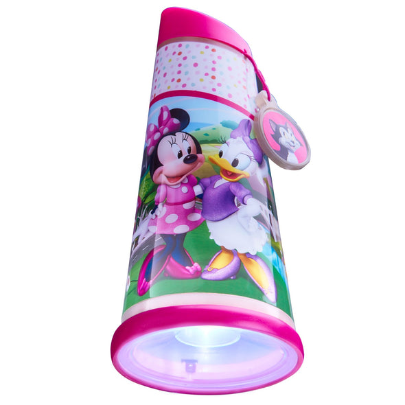 Luce Notturna e Torcia 2 in 1 Minnie Mouse | GO GLOW | RocketBaby.it