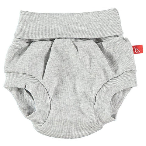 Culotte Grey Melange | LIMOBASICS | RocketBaby.it