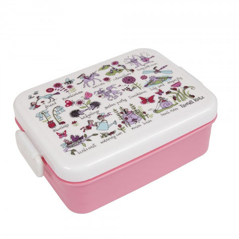 Lunch Box  giardino segreto |  | RocketBaby.it