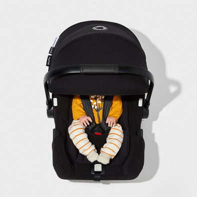 Navetta Auto Bugaboo Turtle Air By Nuna Nero