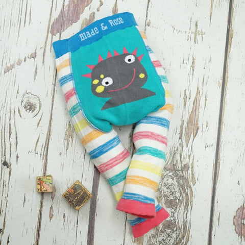 Leggings Messy Monster | BLADE&ROSE | RocketBaby.it