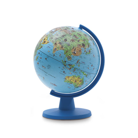 Mappamondo Mini: Safari 16 cm - TECNODIDATTICA - RocketBaby.it - RocketBaby