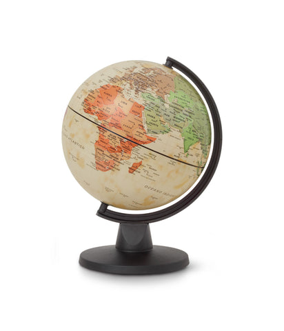 Mappamondo Mini: Antico 16 cm - TECNODIDATTICA - RocketBaby.it - RocketBaby