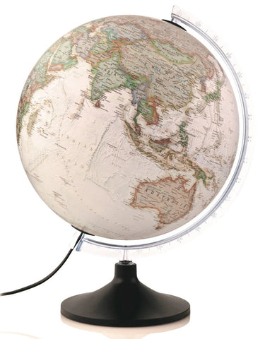 Mappamondo National Geographic Carbon Executive 30 cm |  | RocketBaby.it