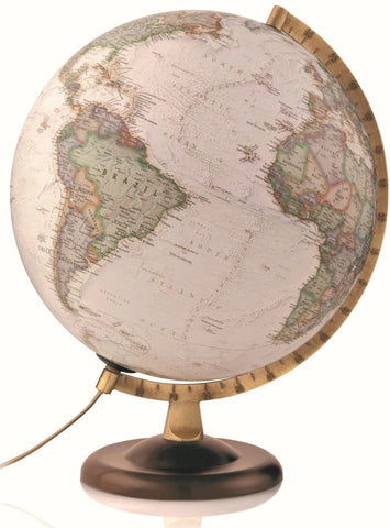 Mappamondo National Geographic Gold Executive 30 cm |  | RocketBaby.it