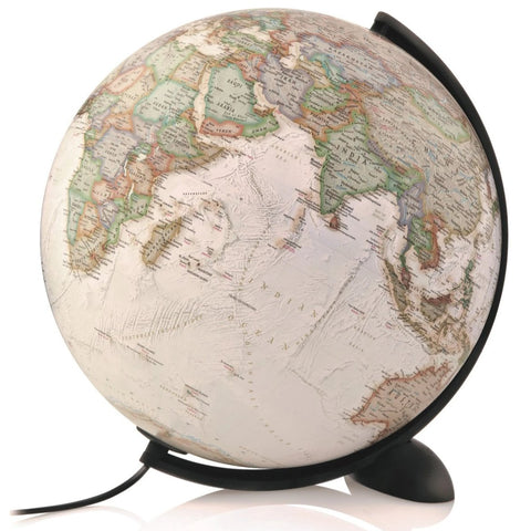 Mappamondo National Geographic Silicon Executive 30 cm |  | RocketBaby.it