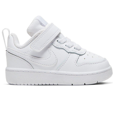 Nike Court Borough Low 2 (TD) Bianche | NIKE | RocketBaby.it