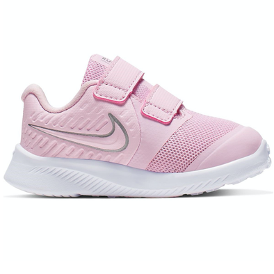 Nike Star Runner 2 (TDV) Rosa e Metallizzate EU19.5 | NIKE | RocketBaby.it
