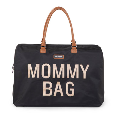 Borsa Fasciatoio Mommy Bag Nera | CHILDHOME | RocketBaby.it