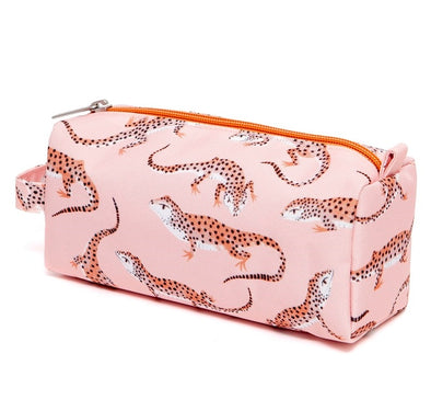 Trousse e Portapenne Leopard Gecko | PETIT MONKEY | RocketBaby.it