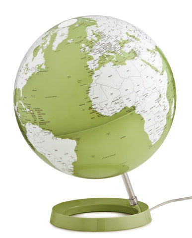 Mappamondo Light & Colour Bright Pistachio 30 cm - TECNODIDATTICA - RocketBaby.it - RocketBaby