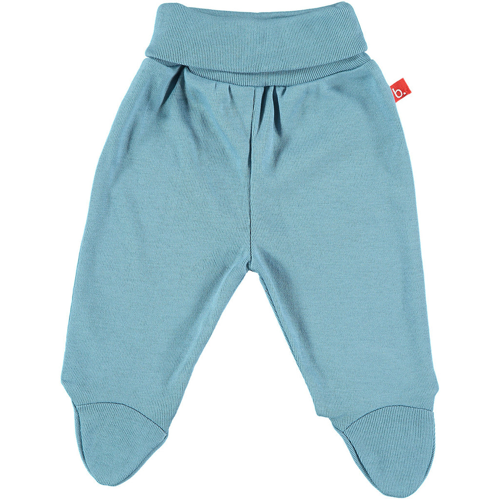 Pantalone con Piedino (Denim) | LIMOBASICS | RocketBaby.it