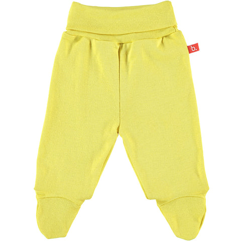 Pantalone con Piedino (Giallo) | LIMOBASICS | RocketBaby.it