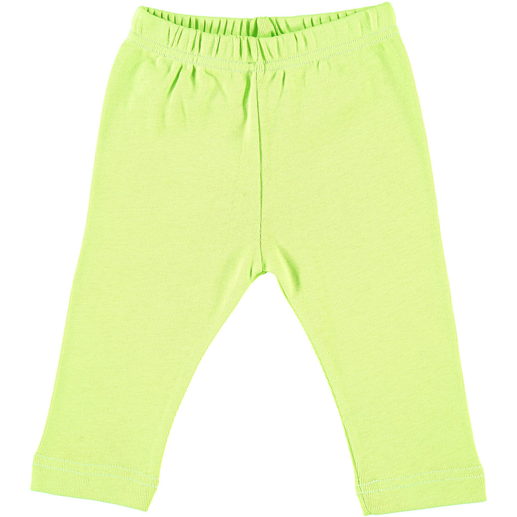 Leggings (Verde Acido) - RocketBaby