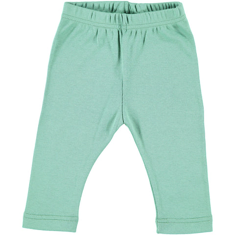 Leggings (Verde Muschio) | LIMOBASICS | RocketBaby.it