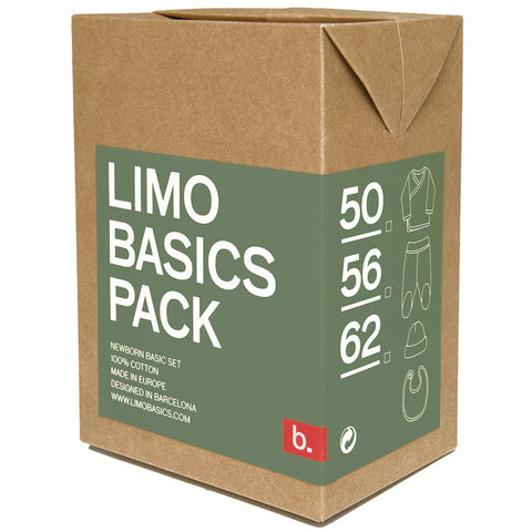 Baby Pack (Verde Muschio) - LIMOBASICS - RocketBaby.it