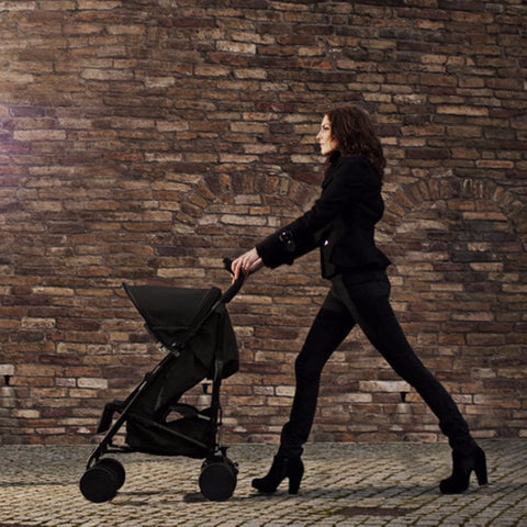 Passeggino Nero Brilliant Black - RocketBaby - 4