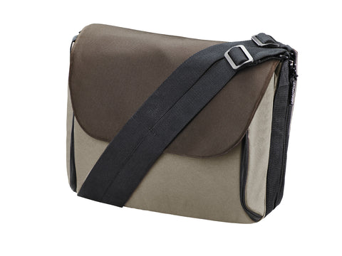 Borsa Nursery Flexi Bag Marrone - RocketBaby
