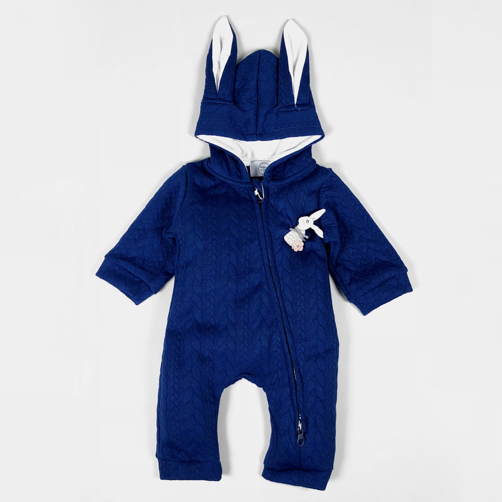 Tuta Intera Bunny Navy Blue | MIAMI KIDS | RocketBaby.it