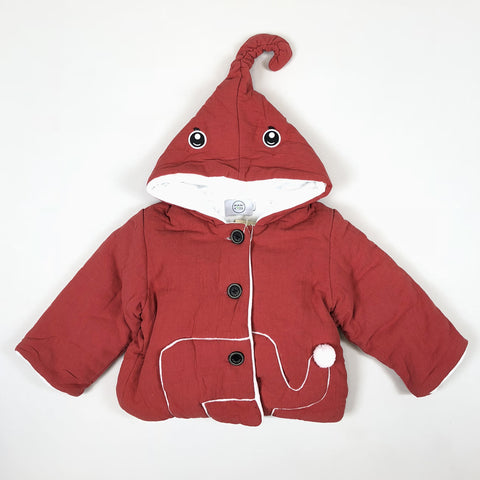 Giubbotto Whale Rosso | MIAMI KIDS | RocketBaby.it