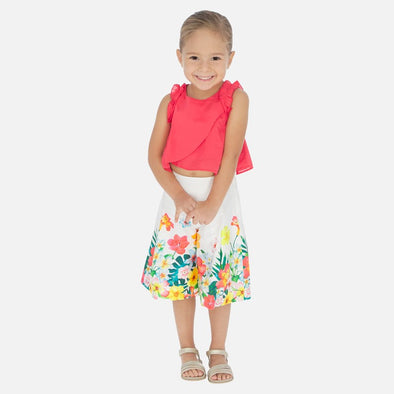 Completo Maglietta e Pantalone Lungo Tropical | MAYORAL | RocketBaby.it