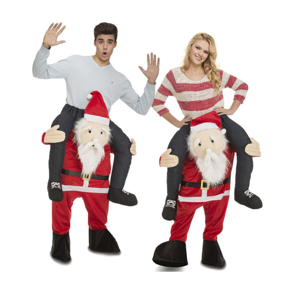Costume Travestimento Babbo Natale Ride-On | MOM FUN COMPANY | RocketBaby.it