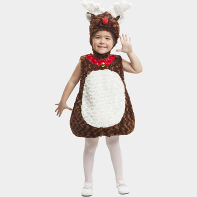 Costume Travestimento Renna 12-24 mesi | MOM FUN COMPANY | RocketBaby.it