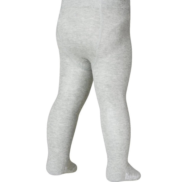 Leggings Termico con Piedino Grigio Melange | PLAYSHOES | RocketBaby.it