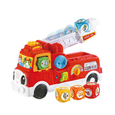 Gioco Tumbling blocks Fire Engine | LEAP FROG | RocketBaby.it