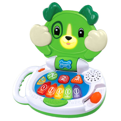 Gioco Peek-a-Boo LapPup Scout Verde | LEAP FROG | RocketBaby.it